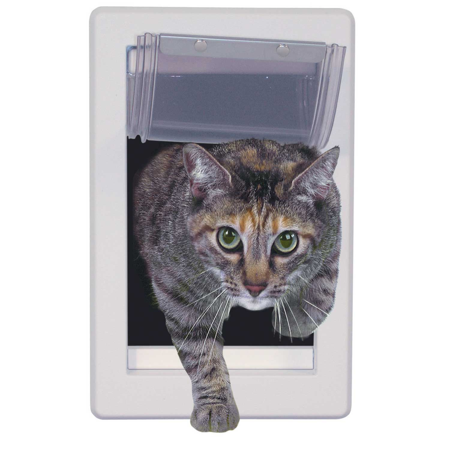 Amazon.com  Perfect Pet Soft Flap Cat Door with Telescoping Frame Small 5  x 7  Flap Size  Pet Supplies  sc 1 st  Amazon.com & Amazon.com : Perfect Pet Soft Flap Cat Door with Telescoping Frame ...
