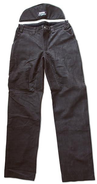 Hose aus waschleder