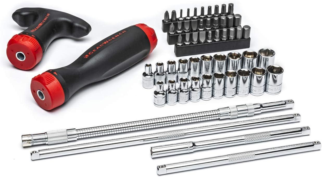 GearDriver 6pc T-Handle Set #8906