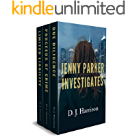 Jenny Parker Investigates: A box set of heart-stopping crime thrillers