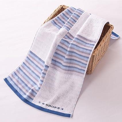 2 piezas, 100% algod¨®n toalla de bordado de cinta de raso