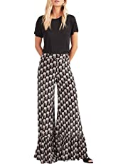 Tigerlily Women's DAMAS PANT, Charcoal
