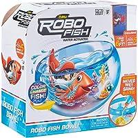 Robo Fish Fish-ZU7126 Acuario Playset, Color Blanco (Bandai ZU7126)