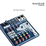 Soundcraft Notepad-8FX Small-format Analog Mixing