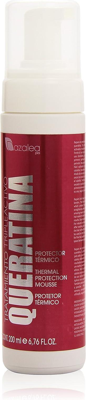 Azalea Mousse Tratamiento Queratina - 200 ml