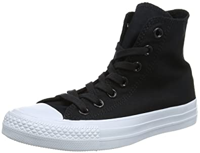 Converse Chuck Taylor All Star Baskets Hautes Mixte Adulte Noir