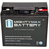 Mighty Max Battery 12V 18AH SLA Internal Thread Battery for ES 2500 Booster Pack ES1217 brand product