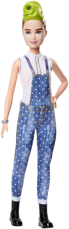 Barbies Fashionistas Doll 124