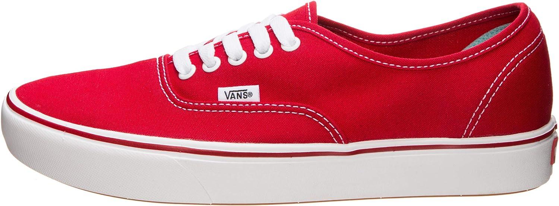 Vans Baskets UA Comfycush Authentic Racing Red/True Rouge