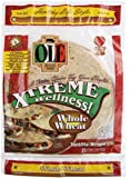 Ole Xtreme Wellness Whole Wheat Wraps - 6 Pack Case - 8ct