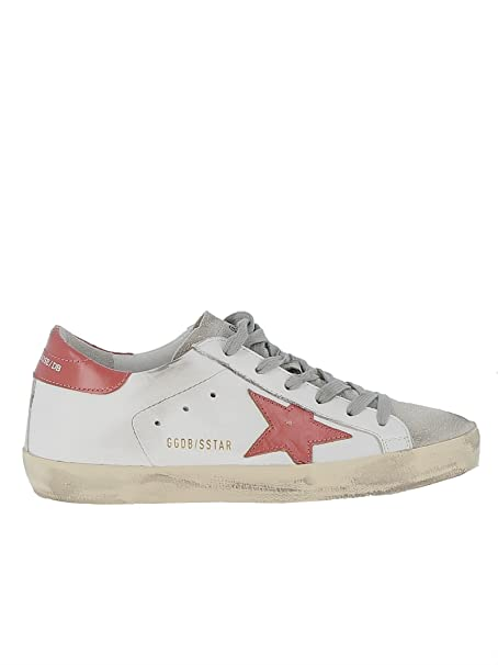 facf0a8f50 Golden Goose Scarpe Superstar Pelle Suede: Amazon.it: Abbigliamento