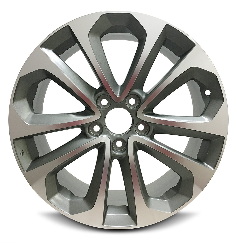 18 Inch Rims And Tires >> Honda Accord 18 Inch 5 Lug 10 Spoke Alloy Rim 18x8 5 114 3