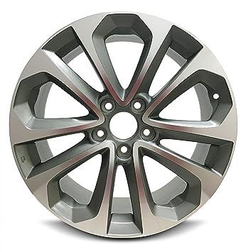 Honda Accord Tires >> Honda Accord 18 Inch 5 Lug 10 Spoke Alloy Rim 18x8 5 114 3