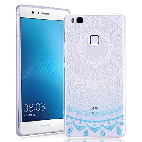 Funda para Huawei P9 Lite,SMART LEGEND Ultra Slim Carcasa de ...