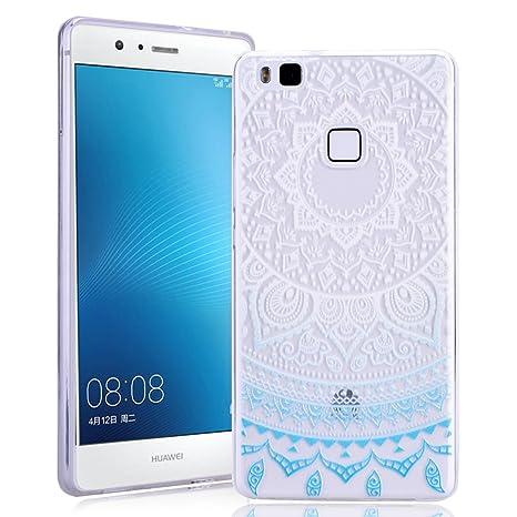 Funda para Huawei P9 Lite,SMART LEGEND Ultra Slim Carcasa de ...