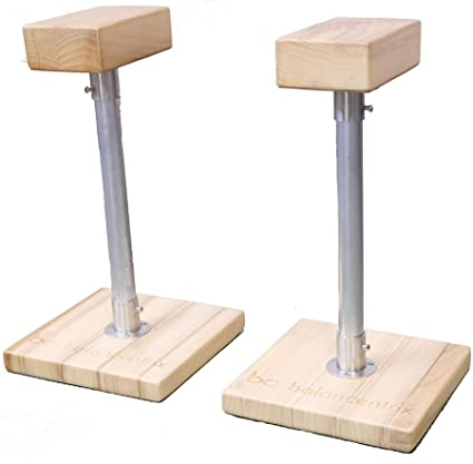 Amazon.com: Bases de soporte para yoga con base dividida ...