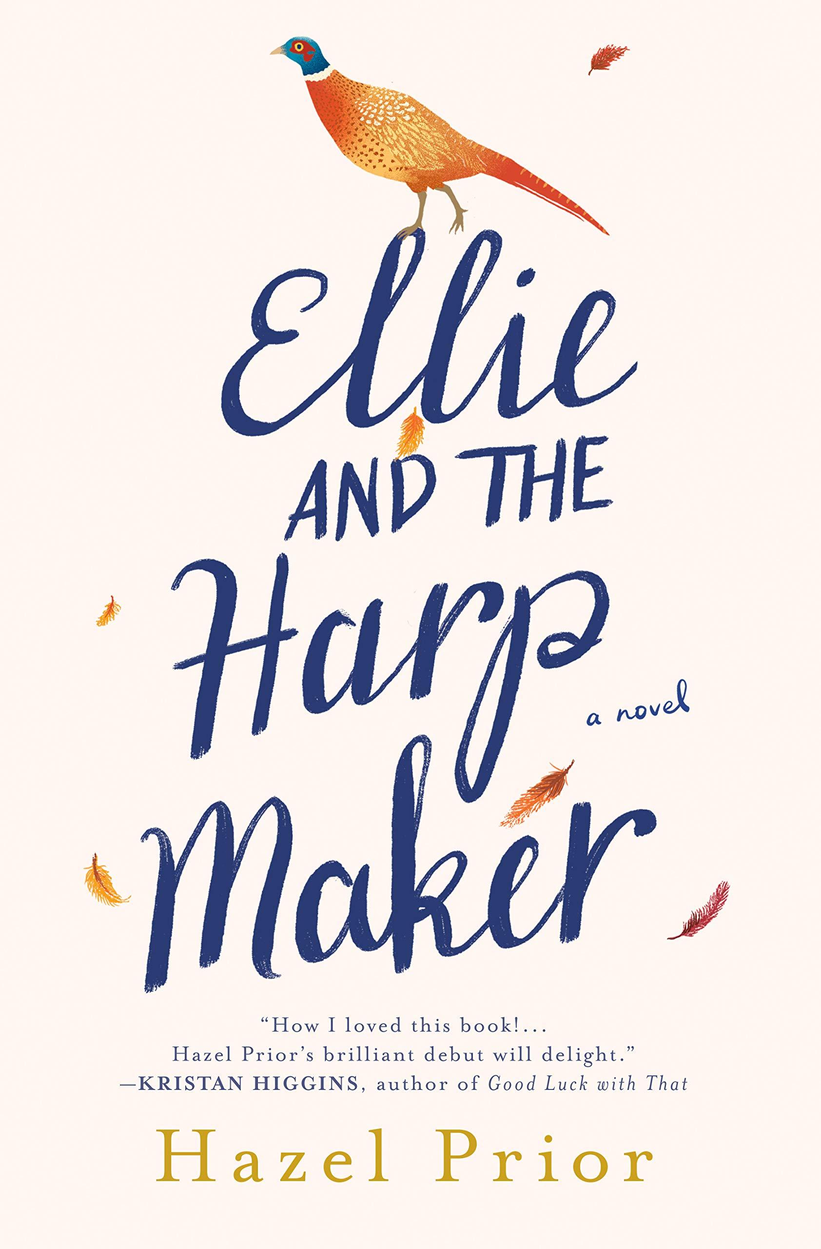 Ellie and the Harpmaker: Prior, Hazel: 9781984803788: Amazon.com ...