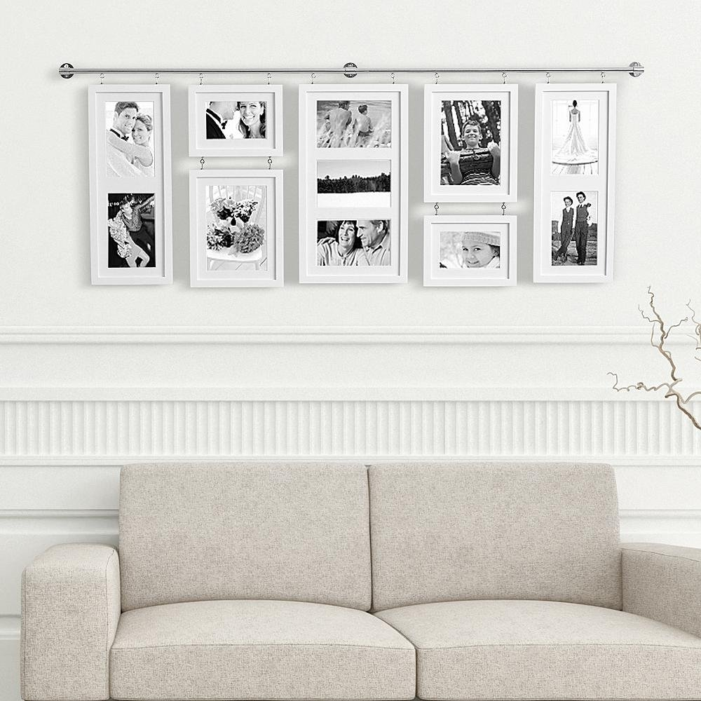 Amazon.com - White Hall Gallery Frame Set - Picture Frames