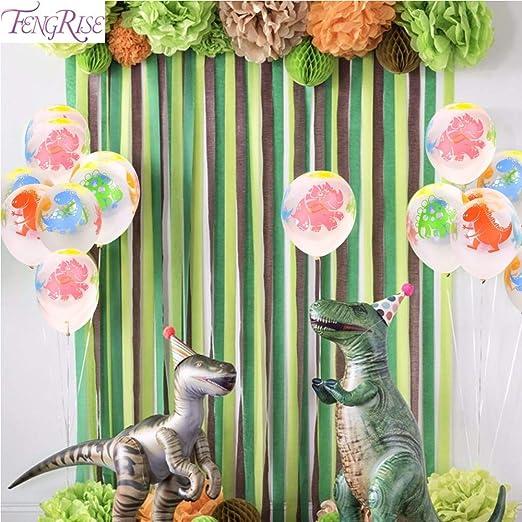 Tyro FENGRISE - Globo para fiesta de cumpleaños, diseño de ...