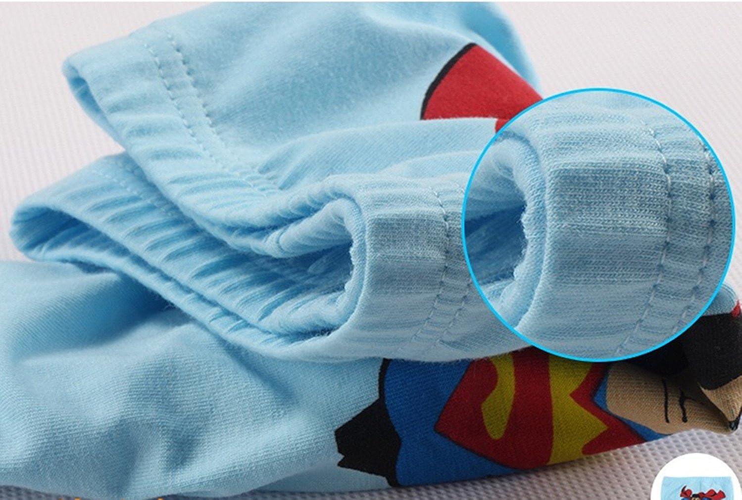 KK-Jim Kids Avengers Briefs 100/% Cotton Underwear for Little Big Boys 5 Pack of