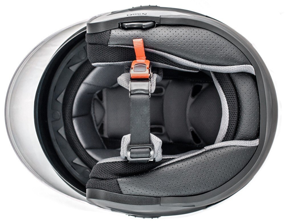XL 61cm ATO Moto Jet Helm LA Street Motorradhelm mit Doppelvisier System Integrierte Visiermechanik 4 punkt Bel/üftung und neuster Sicherheitsnorm ECE 2205 Gr/ö/ße