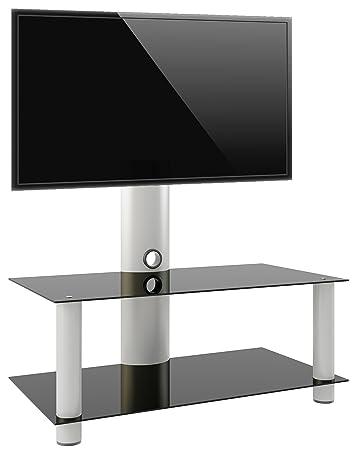 VCM TV Rack Lowboard Konsole Fernsehtisch Möbel Glastisch Tisch ...