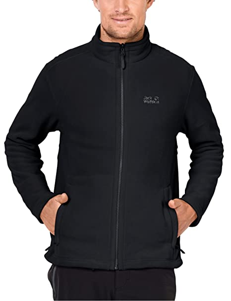 the latest 71541 5b115 Jack Wolfskin Men's Moonrise Fleece Jacket