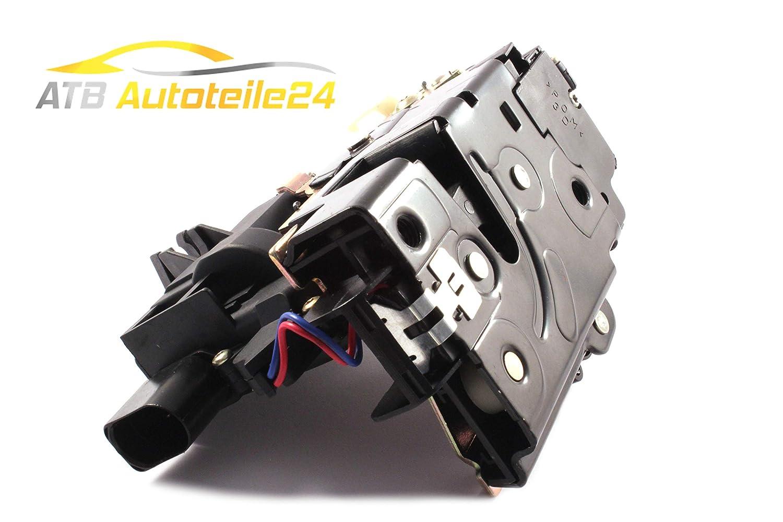 Zentralverriegelung ZV T/ürschloss Microschalter Arsoa 6H Leon 1M1 Toledo 2 1M2 octavia 1 1U2 Combi 1U5 vorne rechts