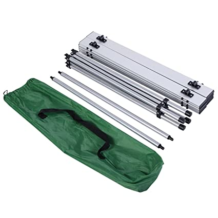 Excellent Amazon Com Aluminum Roll Up Portable Folding Camping Gmtry Best Dining Table And Chair Ideas Images Gmtryco