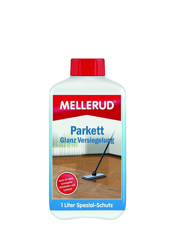 MELLERUD Parkett Glanz Versiegelung 1, 0 Liter 2001001490 Mellerud Chemie GmbH