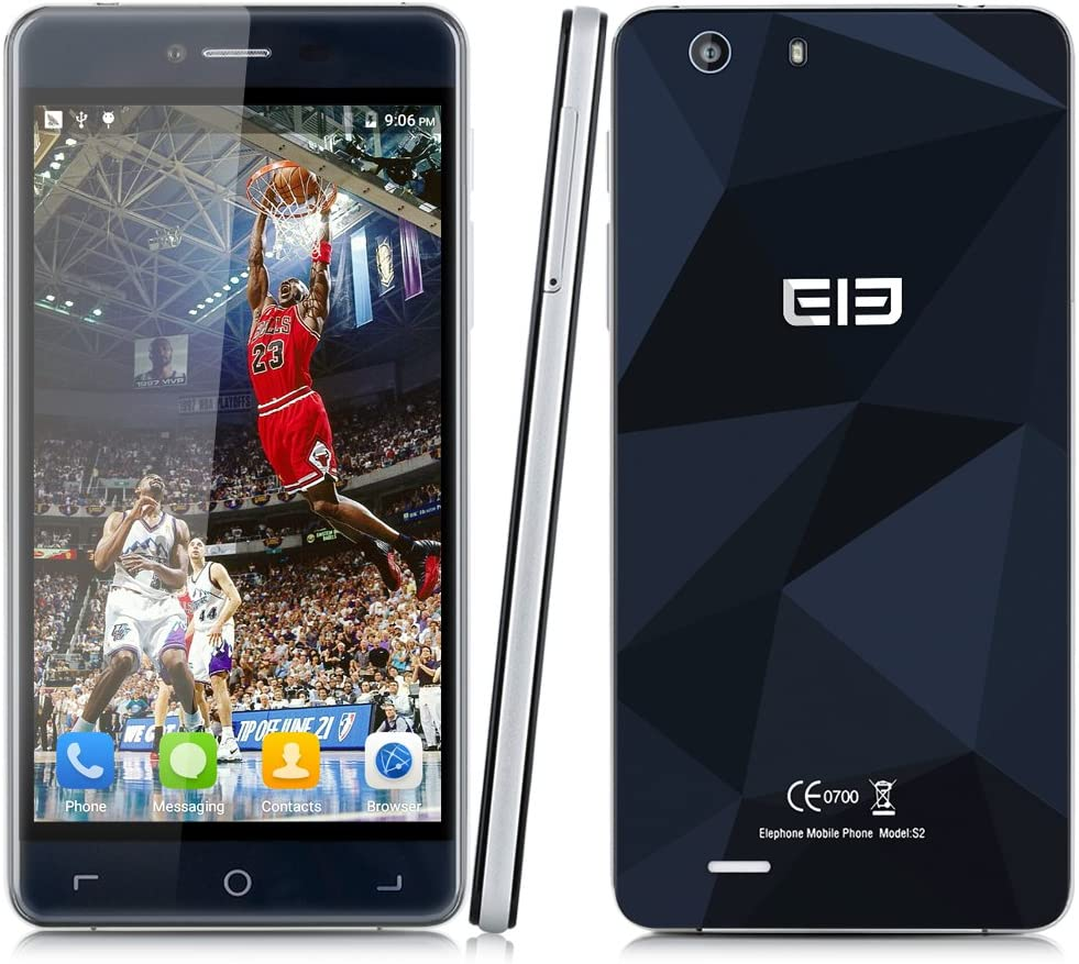 elephone S2-4G Smartphone Móvil Libre Android (5.0