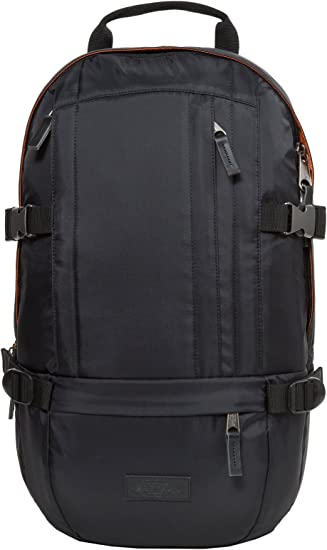 Eastpak Men's Floid Black Backpack In Size Taille Unique