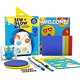Tech Will Save Us, Sew & Glow Kit | Educational STEM Toy, Ages 8 & Up