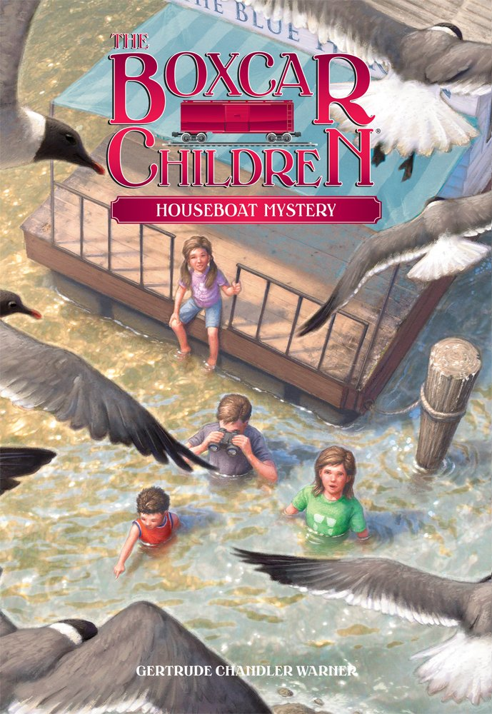 Houseboat Mystery Boxcar Children Mysteries