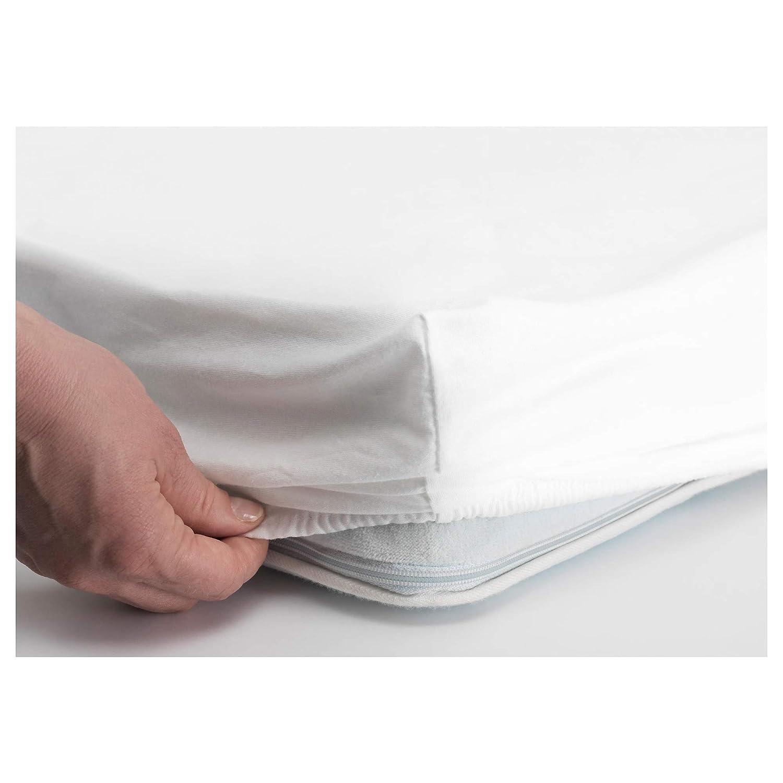 Spannbetttuch f/ür Babybett Material: 100/% Baumwolle 2 St/ück 2 St/ück Gr/ö/ße zusammengebaut: 140 x 70 cm
