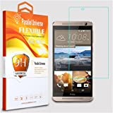 Parallel Universe UNBREAKABLE FLEXIBLE Tempered Glass Screen Protector for HTC One E9 + / HTC E9 Plus