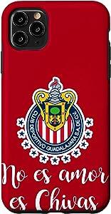 iPhone 11 Pro Max No es Amor es Chivas Chivas de Guadalajara Case