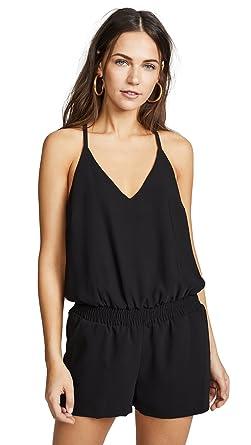 8232972796a Amazon.com  Amanda Uprichard Women s Madison Romper  Clothing