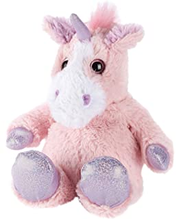 Warmies- Peluche Térmico, Color Rosa (T-Tex 118): Amazon.es ...