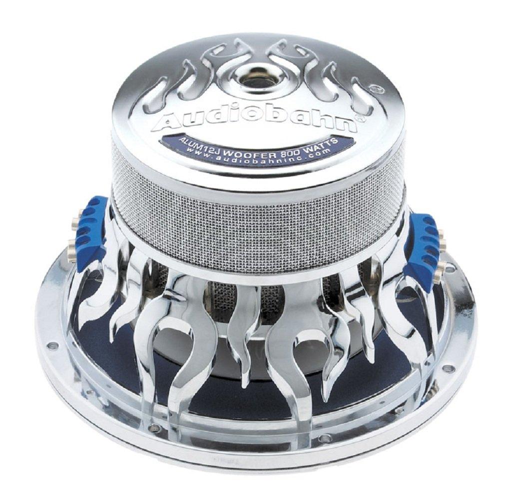 Amazon.com: Audiobahn 10-Inch 1000 Watts Car Audio Subwoofer ...