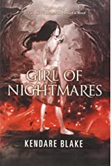 Girl of Nightmares (Anna Dressed in Blood Series) Paperback