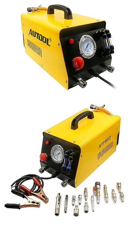 Autool atf602 automático caja de cambios cambio de aceite Máquina ...