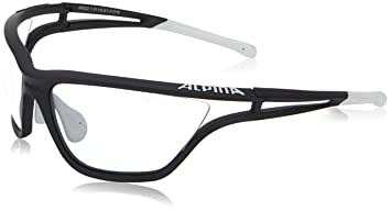 Alpina Eye-5 VL+ Brille black matt-white VARIOFLEX black 64pW6on