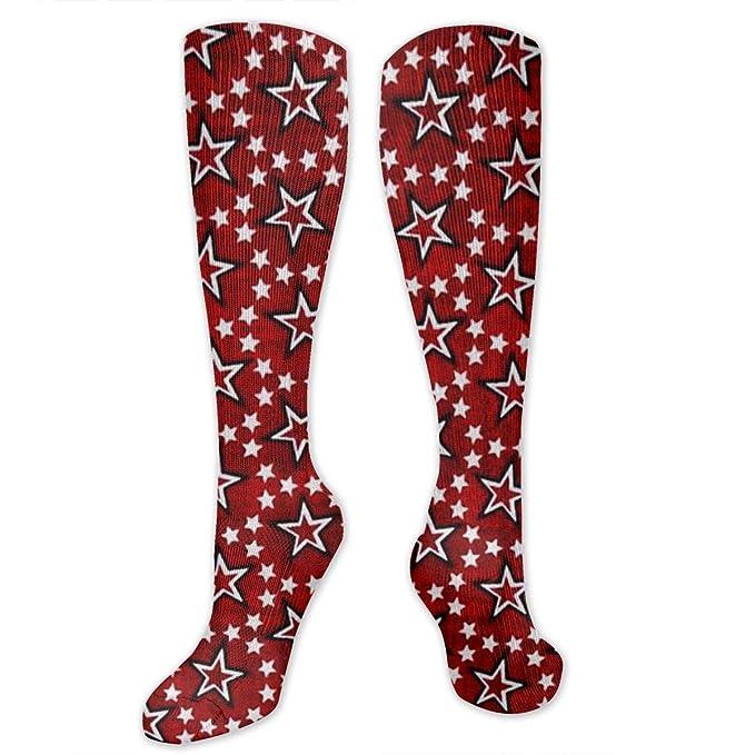 the sale of shoes united kingdom 100% top quality Amazon.com: Pentagram high socks Long Socks Boot Stocking ...