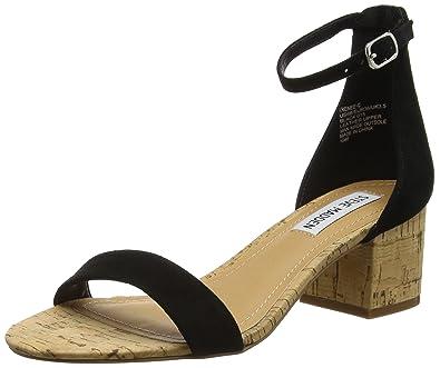 Footwear Womens Irenee-C Ankle Strap Sandals Steve Madden uhzH6PYCRf