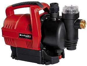 Einhell 4176730 Grupo Automatico GC-AW 6333 Presonstato Incluido Potencia 630 w, 1050 W, 12 V, Rojo, 1050W