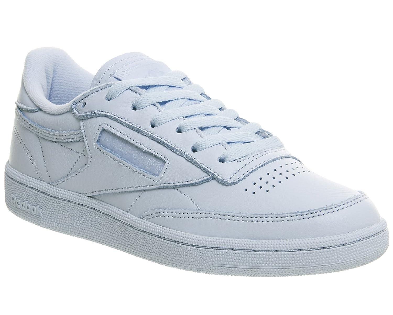 c9639d5cbc5943 Reebok Club C 85 Elm Girls Sneakers Blue  Amazon.ca  Clothing   Accessories