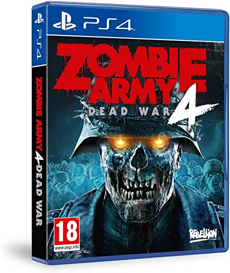 Zombie Army 4: Dead War: Amazon.es: Videojuegos