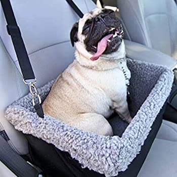 Devoted Doggy Deluxe Booster Dog Car Seat