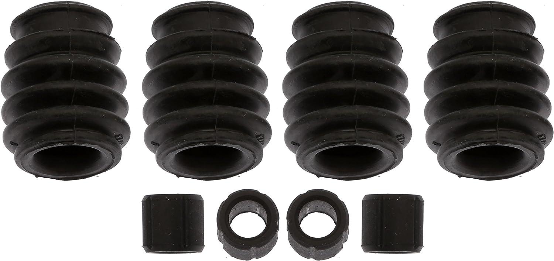 ACDelco 18K2549 Professional Front Disc Brake Caliper Rubber Bushing Kit